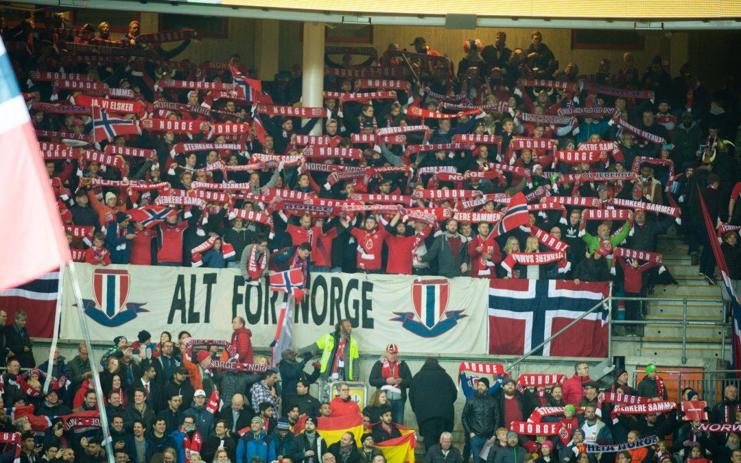 Billettsalg Norge – Montenegro
