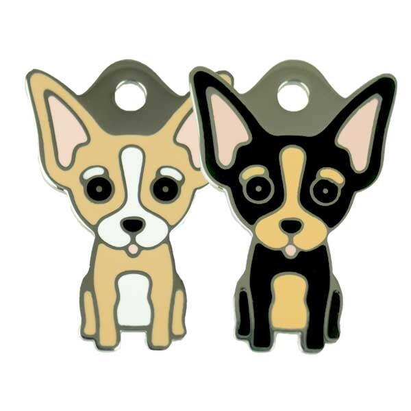 Ollipet Chihuahua charm m. nøglering Image