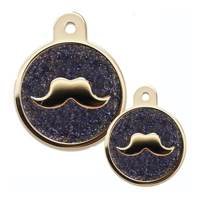 Ollipet hundetegn | Mustache Image