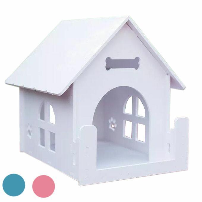 Ollipet Hundehus i Plast | Med veranda Image