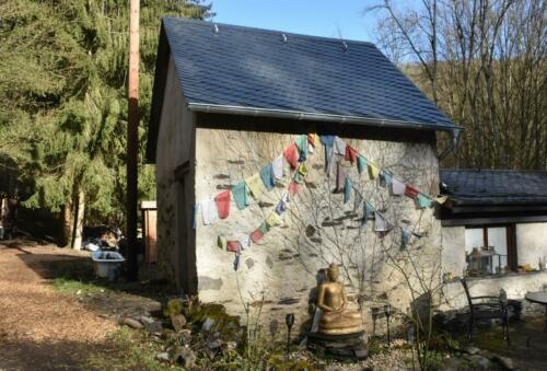 Aanzicht Backhaus
