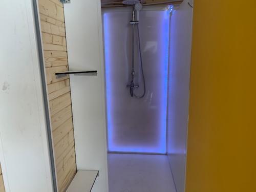 Douches met Ledverlichting