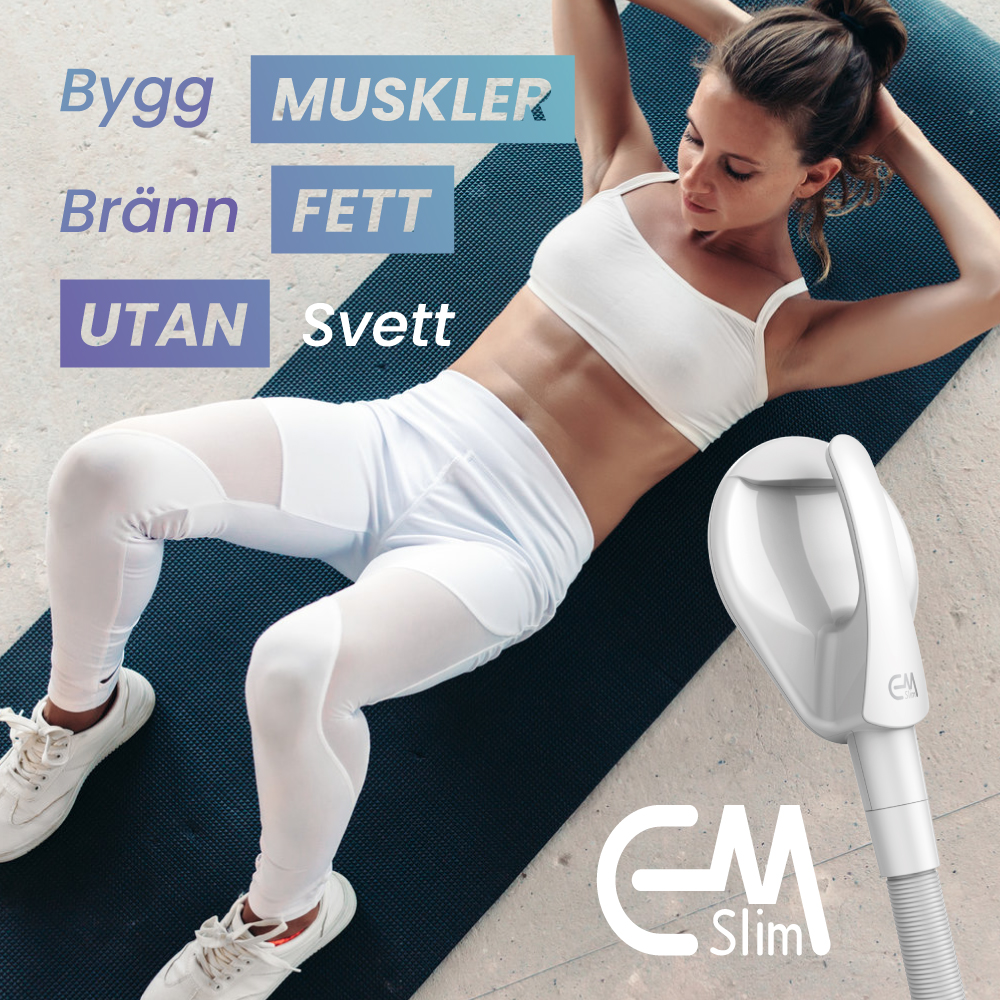 emslim emsculpt stockholm klinikutrustning astomed