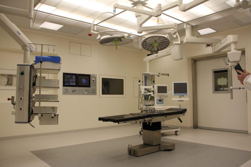 Klinikstädning