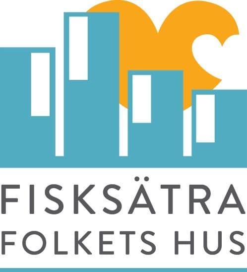 Fisksätra Folketshus logotyp