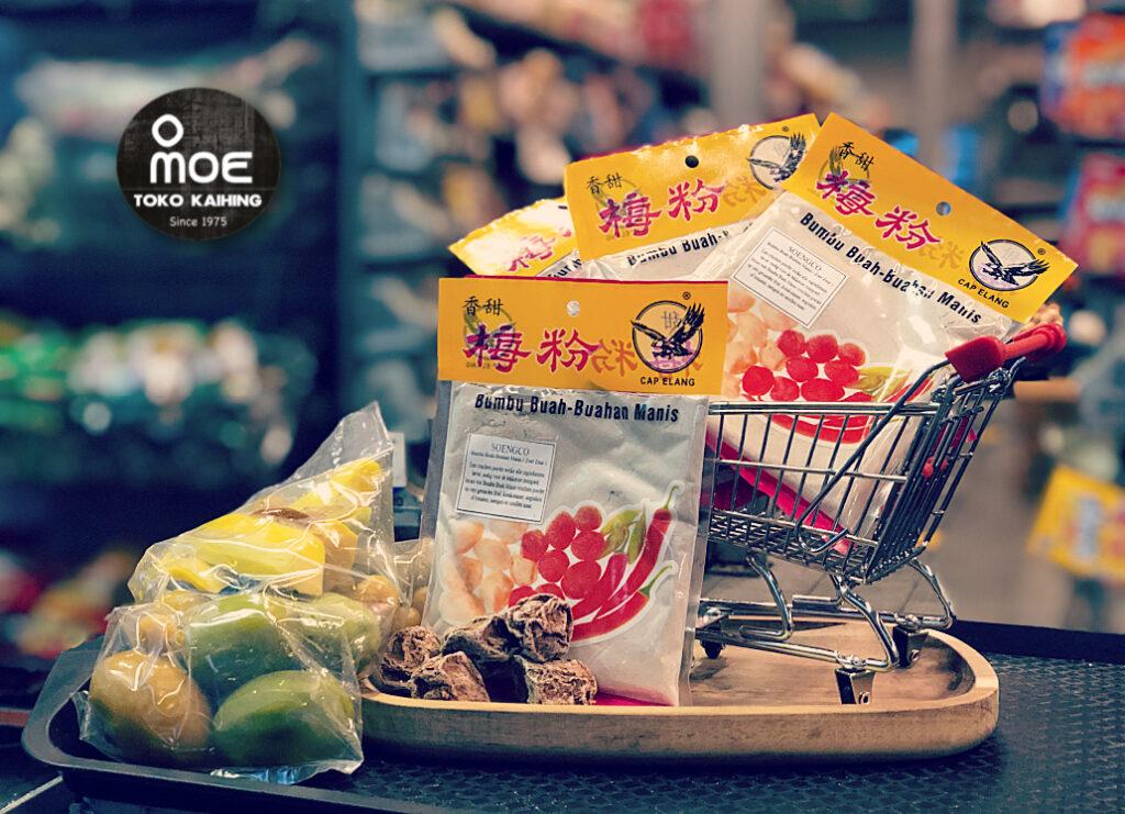 Surinaamse Zuurgoed Producten @ Toko Omoe