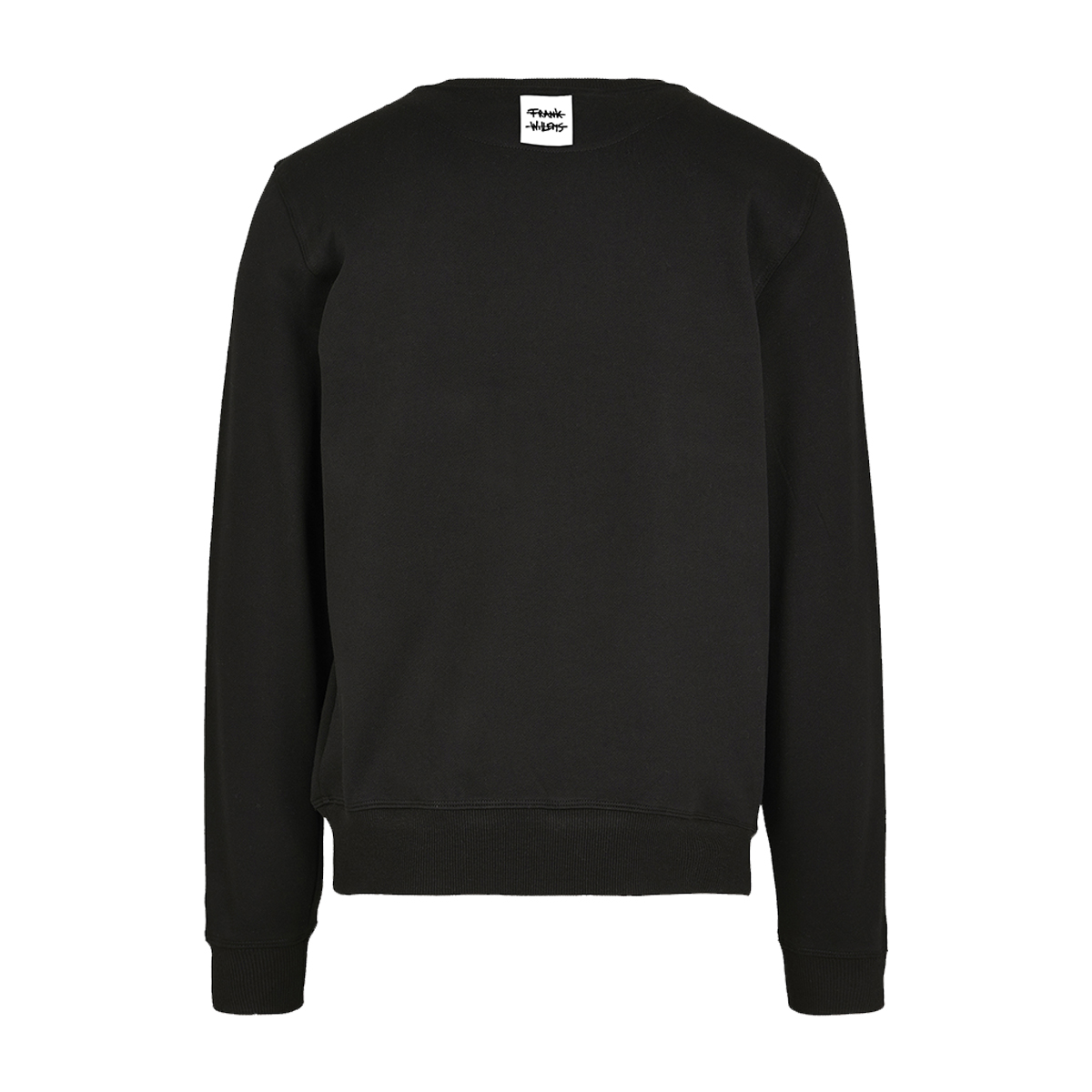 ONE AND ONE MAKES TWO - COME TOGETHER - sweater back - Frank Willems