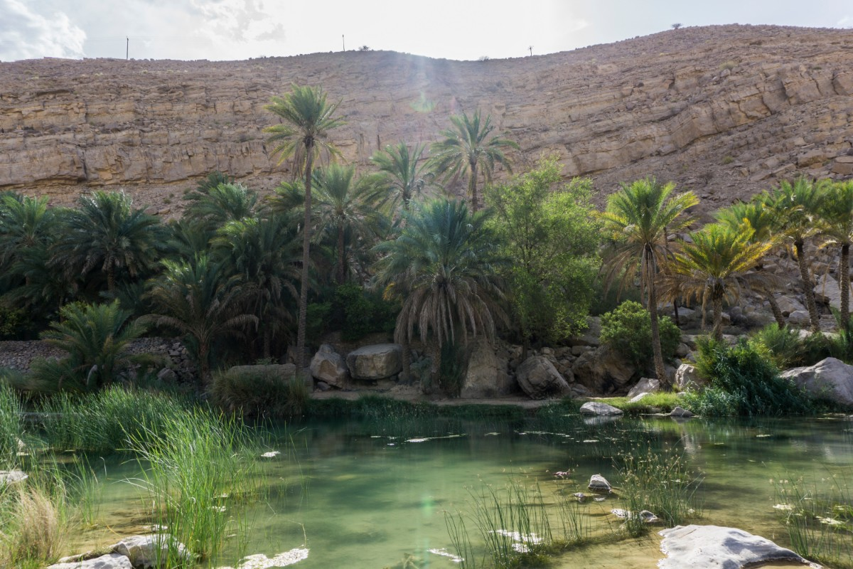 oman the land of thousand and one night wadi