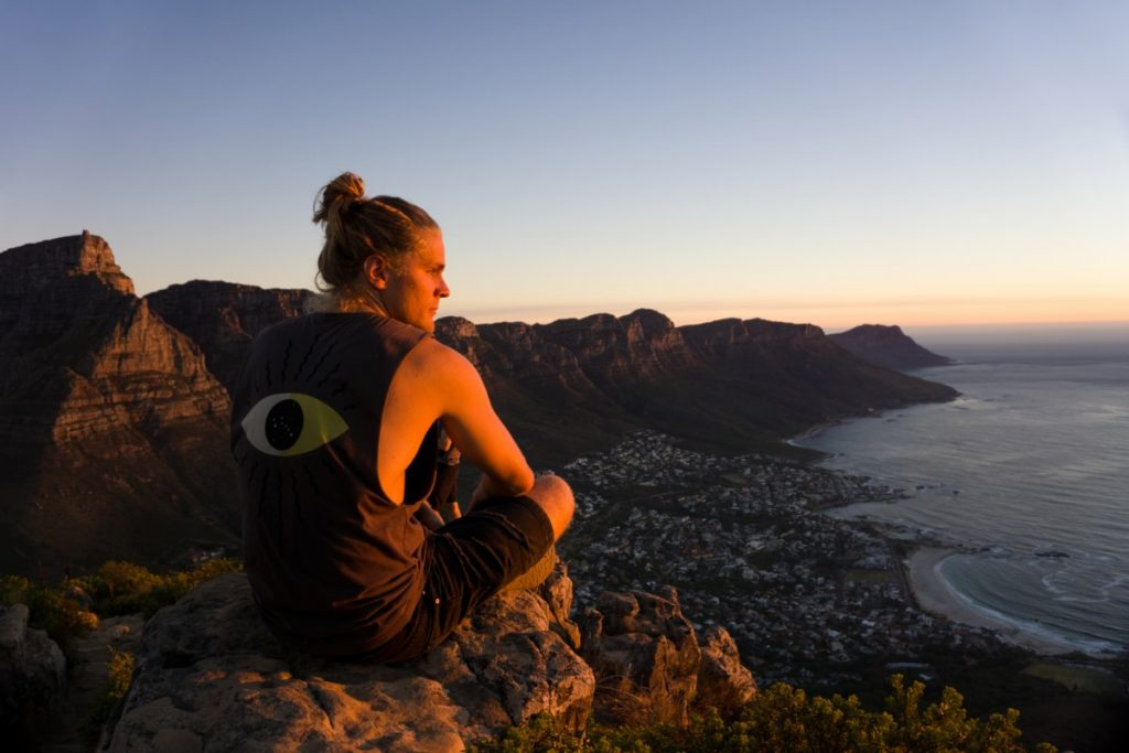 The sport capital of Africa Cape Town