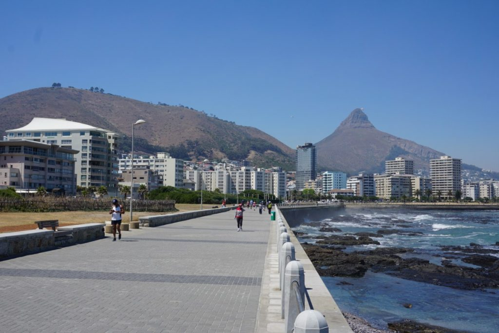 The sport capital of Africa Cape Town Running