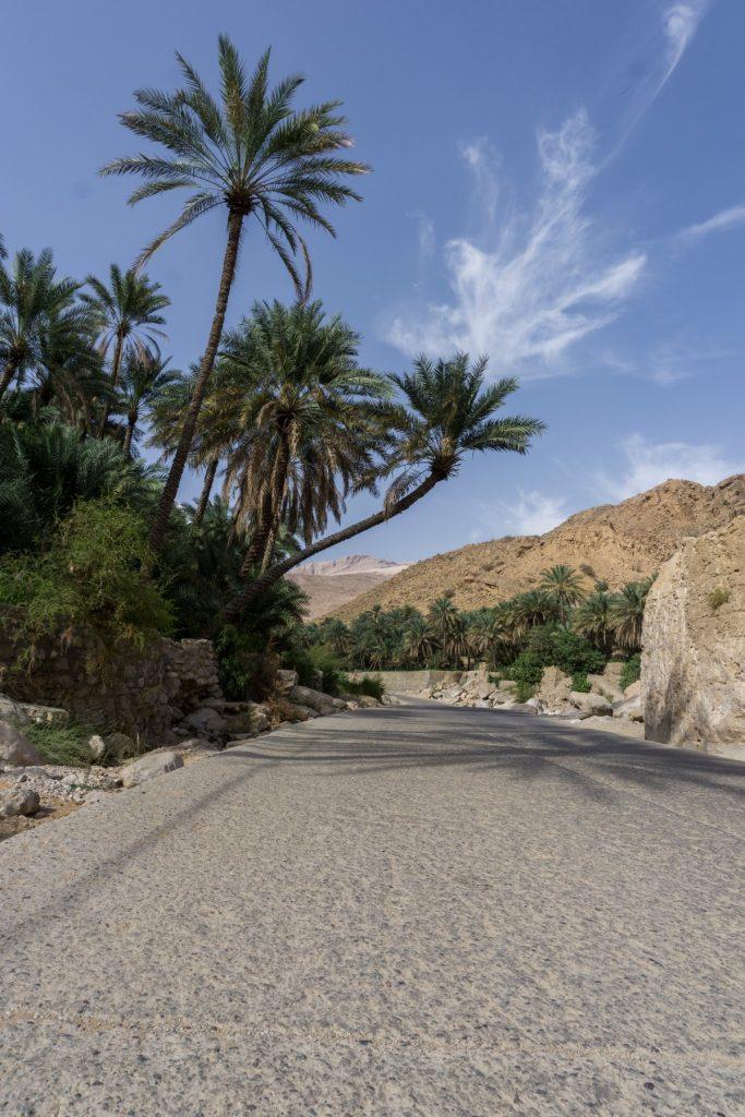 Wadi Bani Khalid Oman One Second