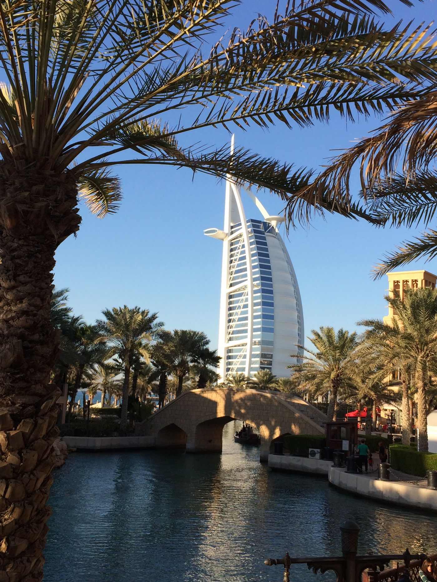 Places of interest in Dubai - What you have to see-Burj al Arab