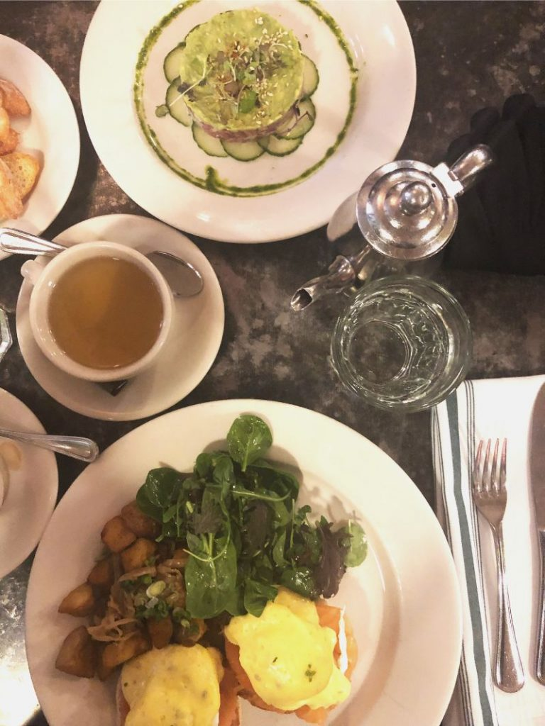Food guide New York-Juliette Restaurant New York