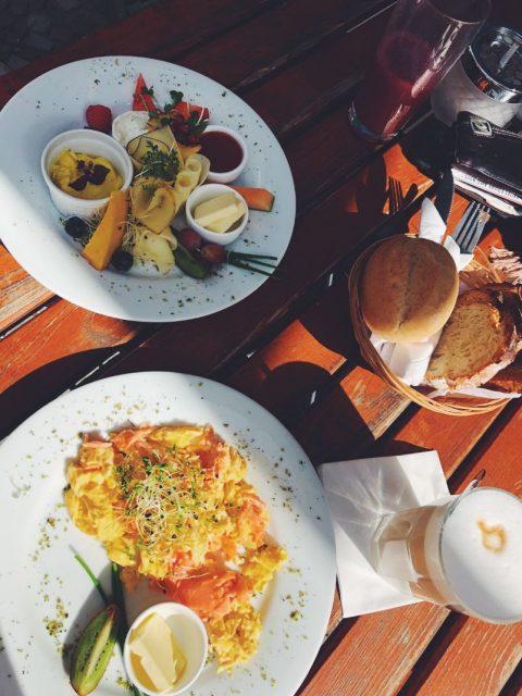 Bastard Cafe Berlin Breakfast