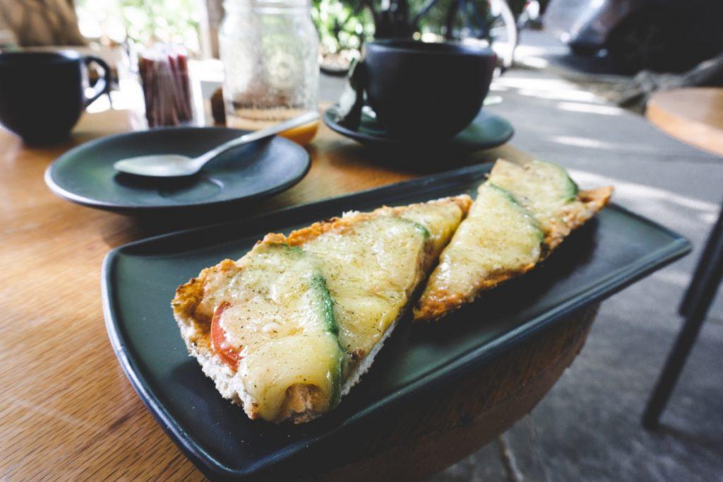 Avocado Toast at Frutos Prohibidos in Mexico City