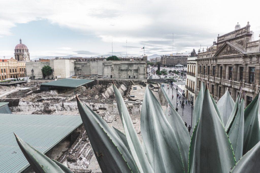 Plaza de la Constitución Mexico City