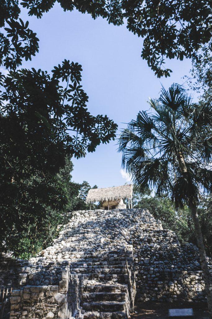 Yucatán off the beaten path itinerary, visit of Coba