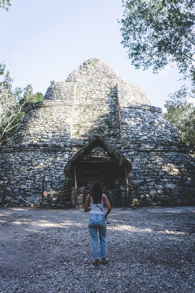 Yucatán , Off the beaten path, Visit of Coba