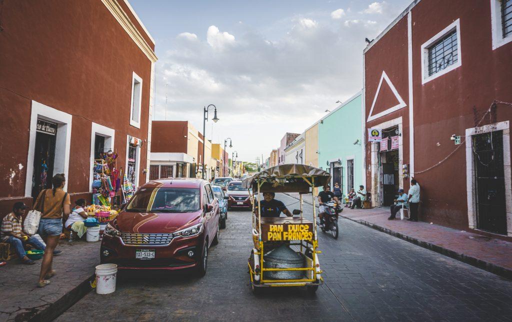 A la découverte de la ville de Valladolid - Mexique