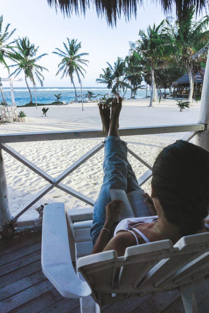 Moment de détente à l'hotel Costa Maya à Mahahual - Le Yucatán en dehors des sentiers battus en seulement 6 jours