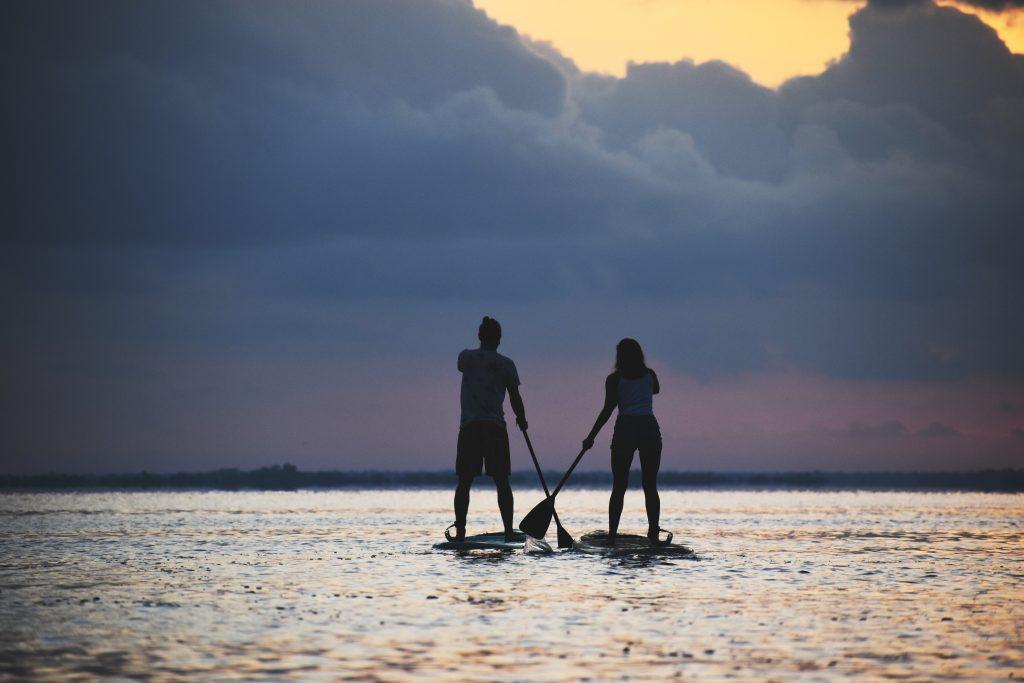 Découverte de la lagune Bacalar en Stand Up Paddle - Une maniére écoresponsable et magique d'explorer le Yucatán