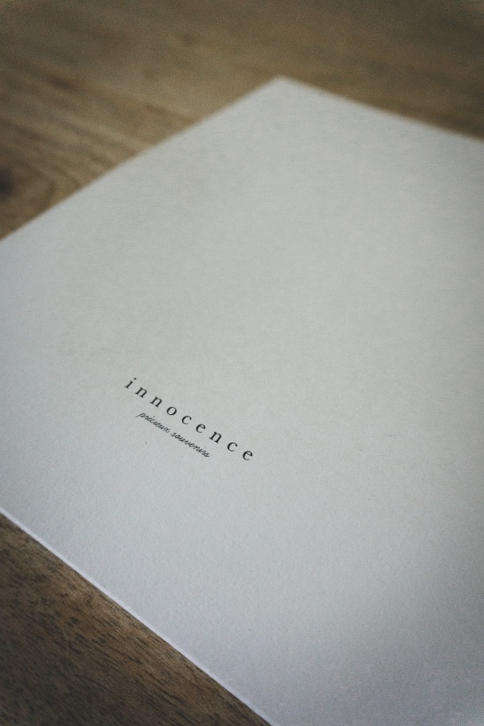 Album photo Innoncence Paris - One Second Journal