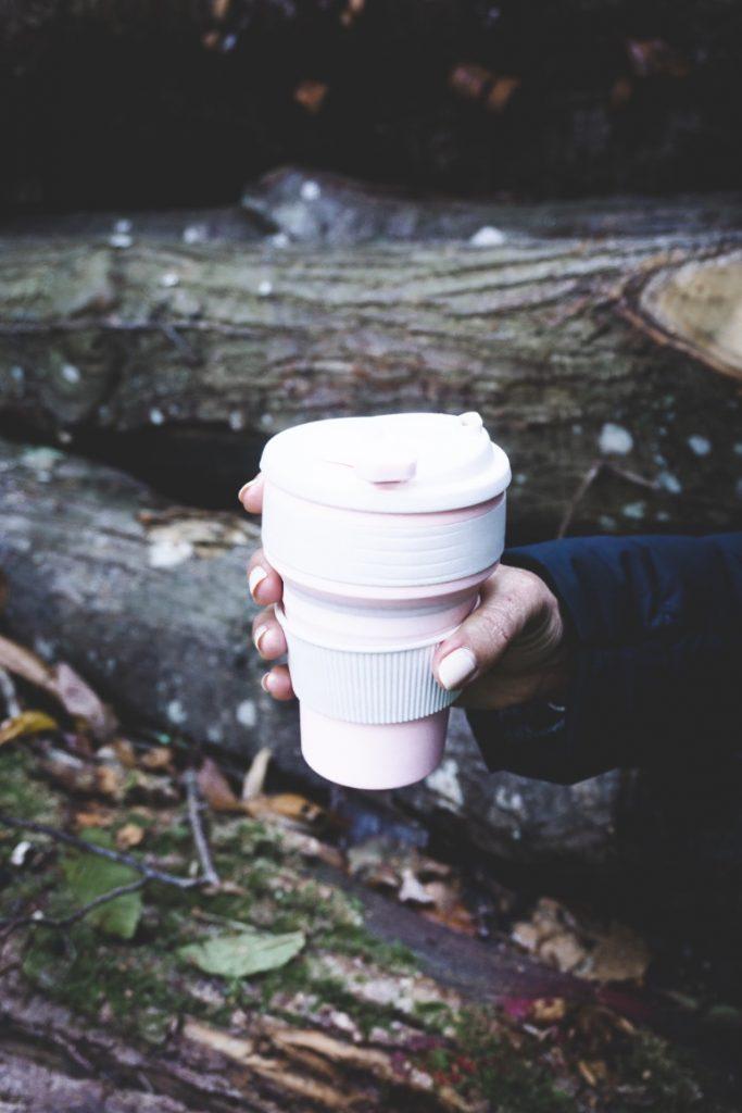 Mug réutilisable et pliable- cadeaux éco-responsables- One Second Journal1