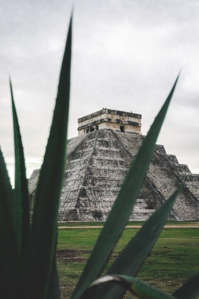 Mayan pyramid of Chichén Itzá - Yucatán, Mexico in pictures