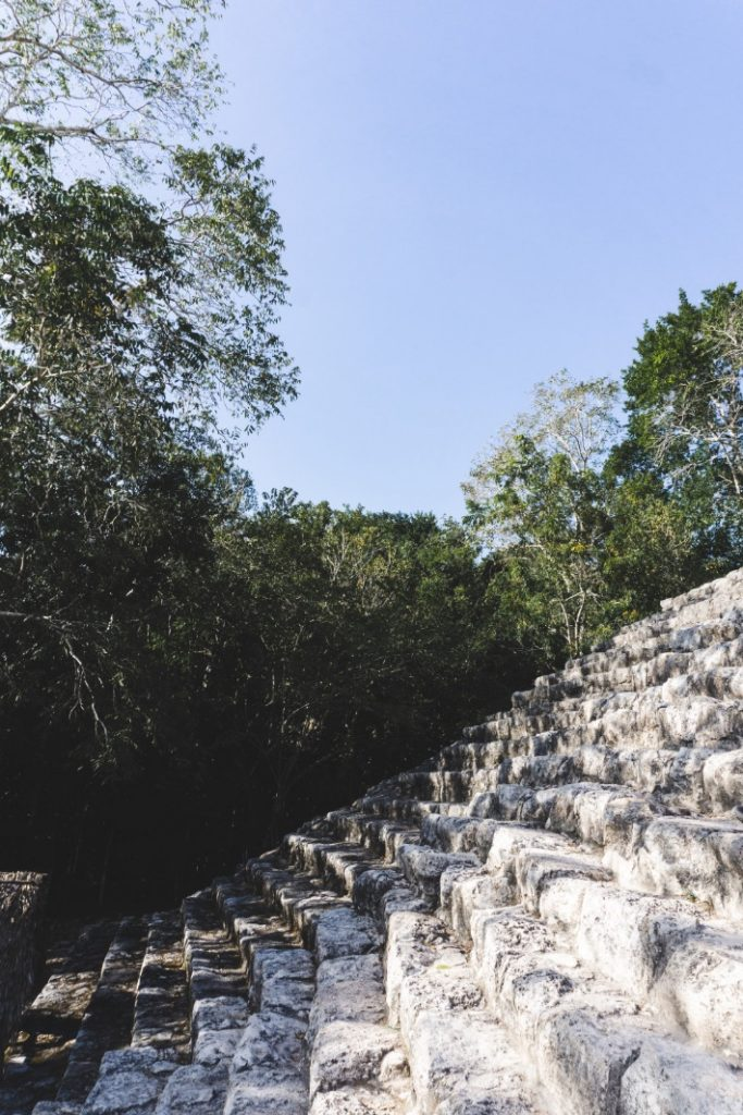 Exploring Coba - Yucatán, Mexico in pictures