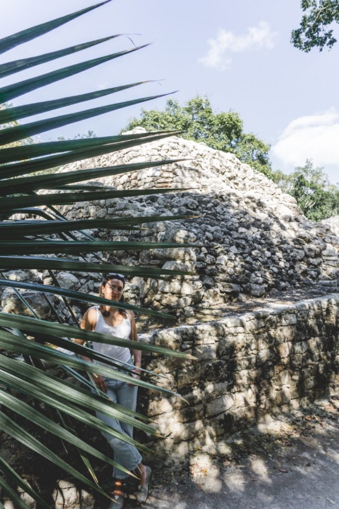 Exploring the ruins of Coba - Yucatán, Mexico in pictures