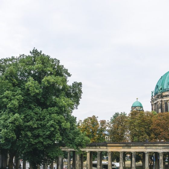 One Second Journal - Berlin Dome and Tv tower