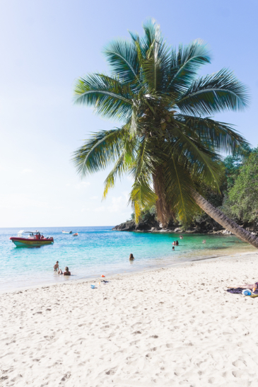 Anse Dufour - Most beautiful places to see in Martinique