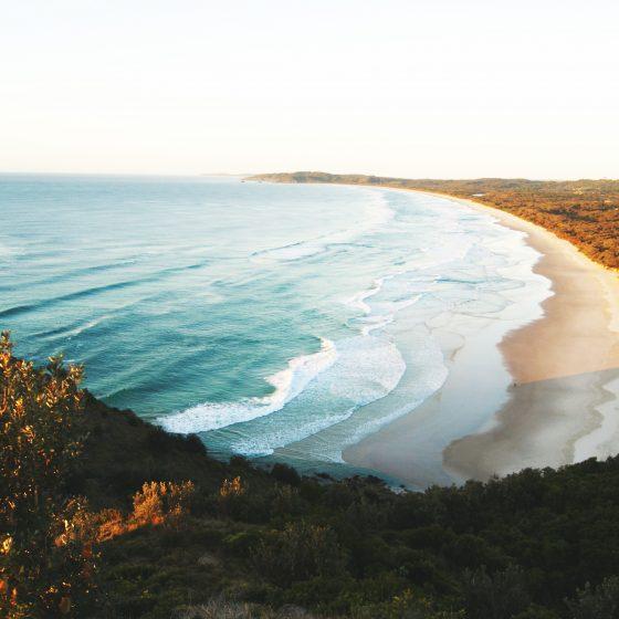 Océanie-australie-plage-sauvage