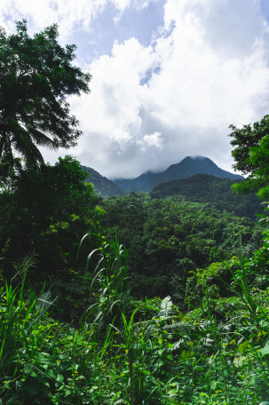 Pitons du Carbet - Martinique - One Second Journal