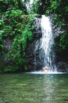 Saut du Gendarme - Les plus beaux endroits à voir en Martinique - One Second Journal