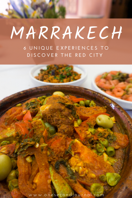 Moroccan cuisine - One Second Journal