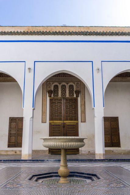 Bahia Palace - Marrajech 2