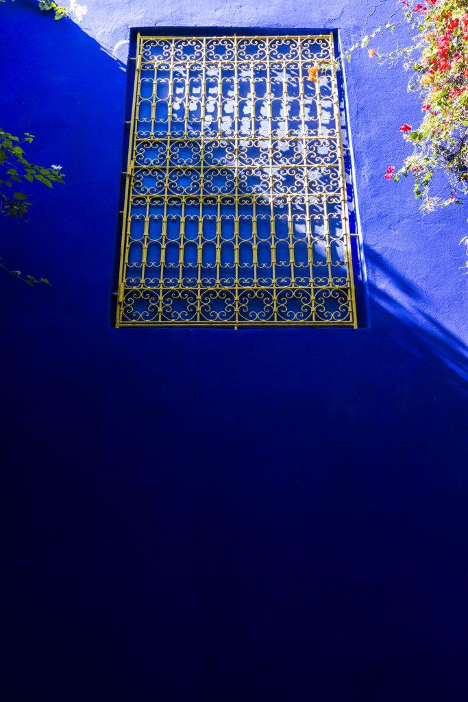 Bleu Majorelle - Jardin Majorelle - Marrakech