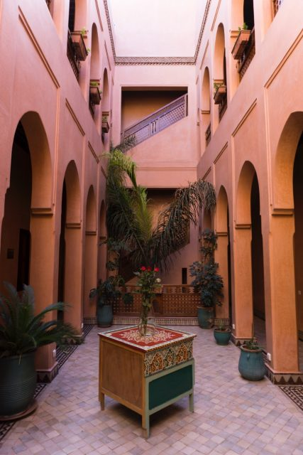 Riad Bahia Salam - One Second Journal
