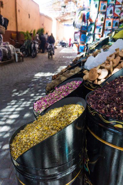 Spices souk - Medin Marrakech