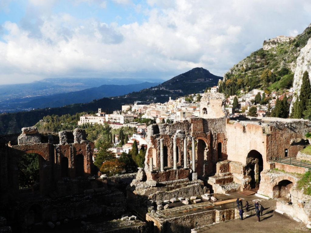 ancient-theatre-taormina-8-days-sicily-itinerary