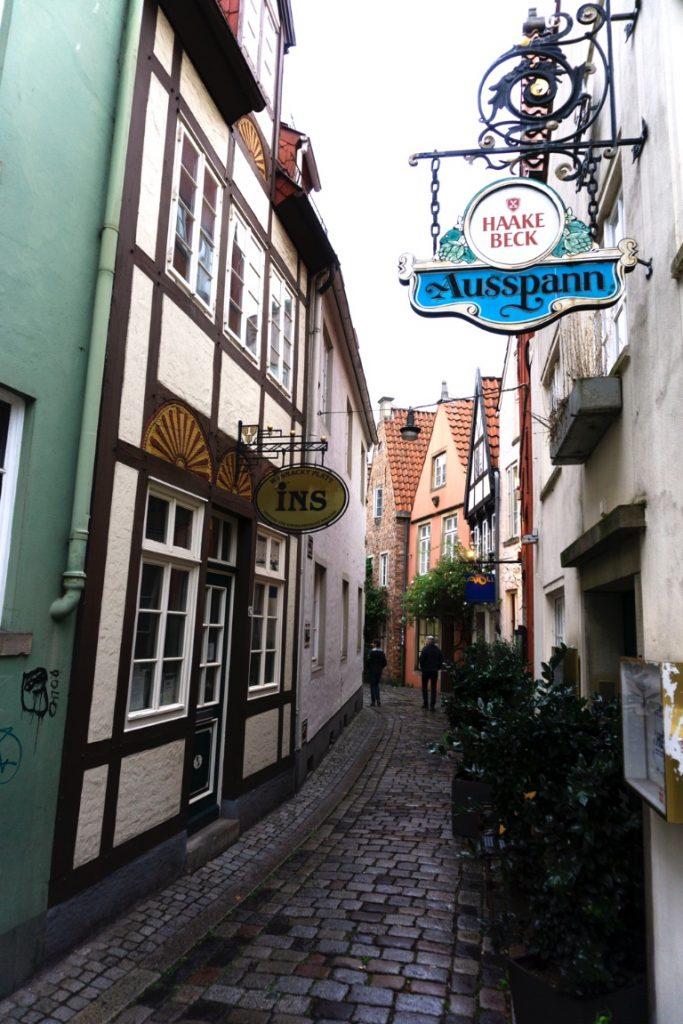 little-street-breme-germany