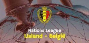 Wed op Ijsland vs België