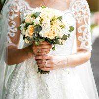 Brautkleid Vollreinigung