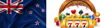 NZ logo casino site