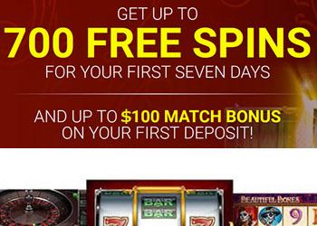 Quatro Casino and its 700 free spins
