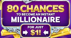 Zodiac Casino bonus for NZ$1