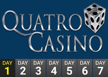 Quatro Casino and bonuses