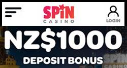 Best NZ$10 deposit bonus in NZ