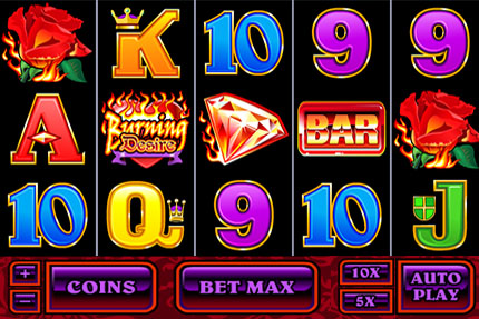 Practice on a pokie in free demo mode